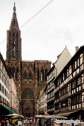 Strasbourgi Székesegyház