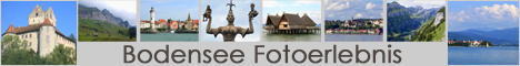 Utazás a Bódeni tó körül - Bodensee: Reisen mit Erlebnis