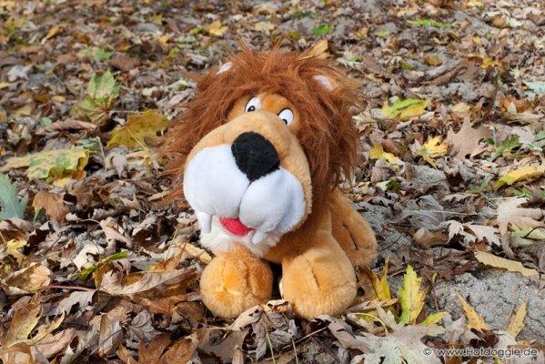Plüss állat: Oroszlámszivü oroszlán, a gyáva oroszlán