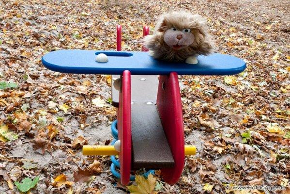 Plüss állat: Minyau a barna macska