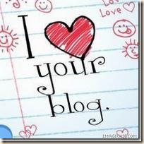 I love your blog díj