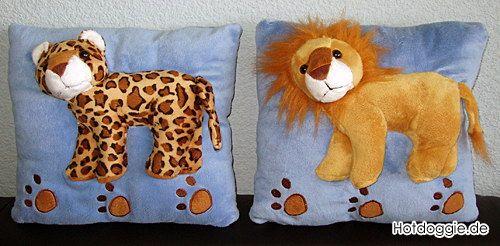 Tigris, a leopárd és Oroszlán, az oroszlán