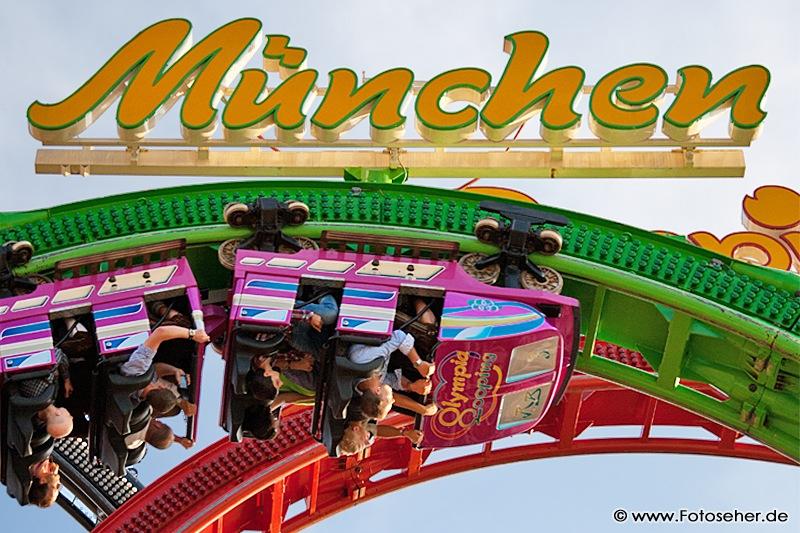 Video und Fotos vom Münchner Oktoberfest 2011