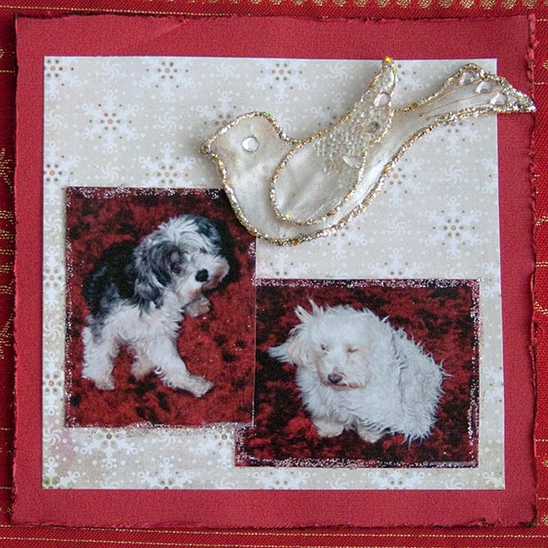 Scrapbook ajándék: Karácsonyi hagyományos fotókönyv ( Készítette: Ancika és a Szép Macicsalád - http://macicsalad.freeblog.hu/ )