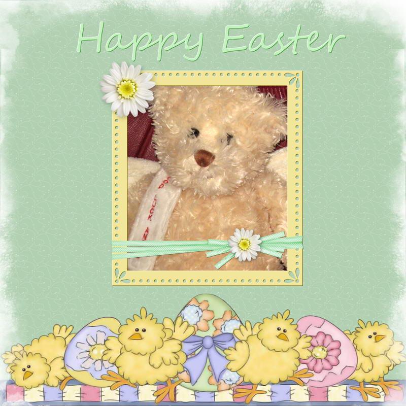 Boldog Húsvéti Ünnepeket