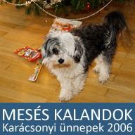 8. Mesés kaland: Karácsonyi ünnepek 2006